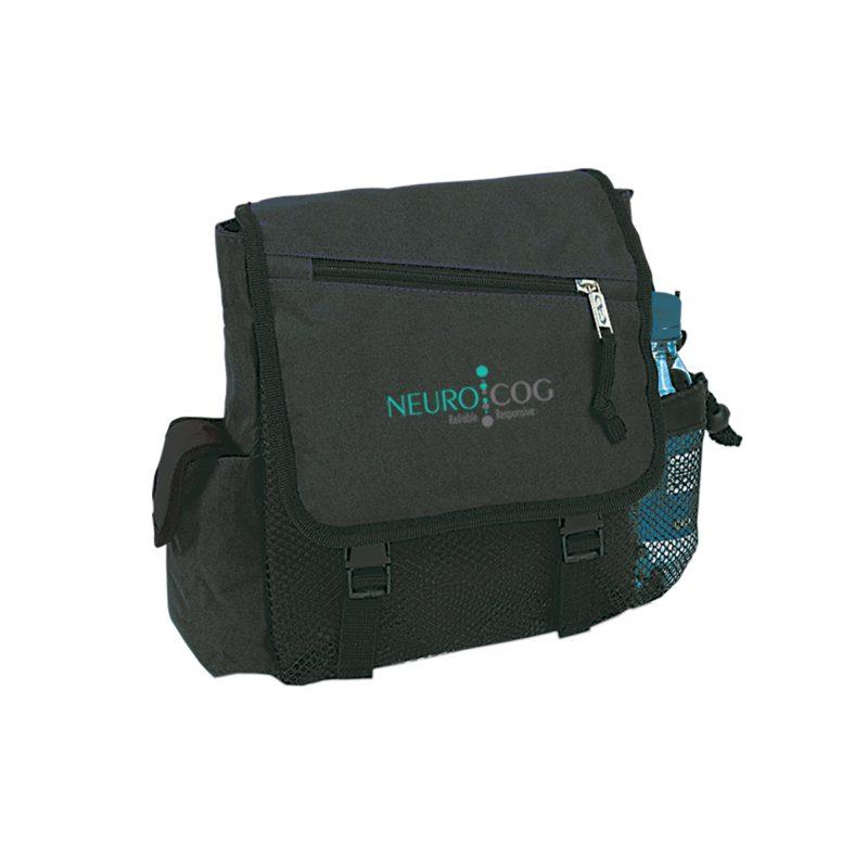 1407 Slingshot - Sling Bag - BLACK