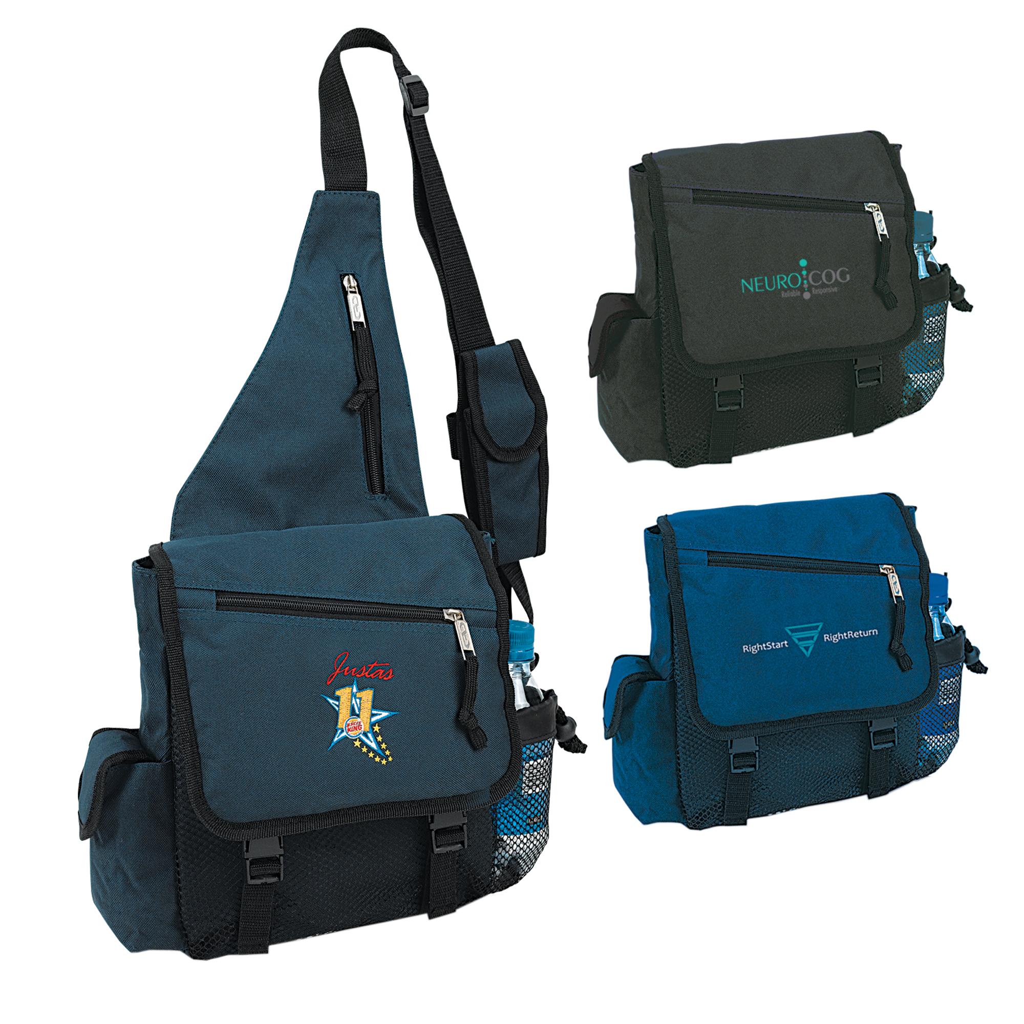 1407 Slingshot - Sling Bags - GROUP