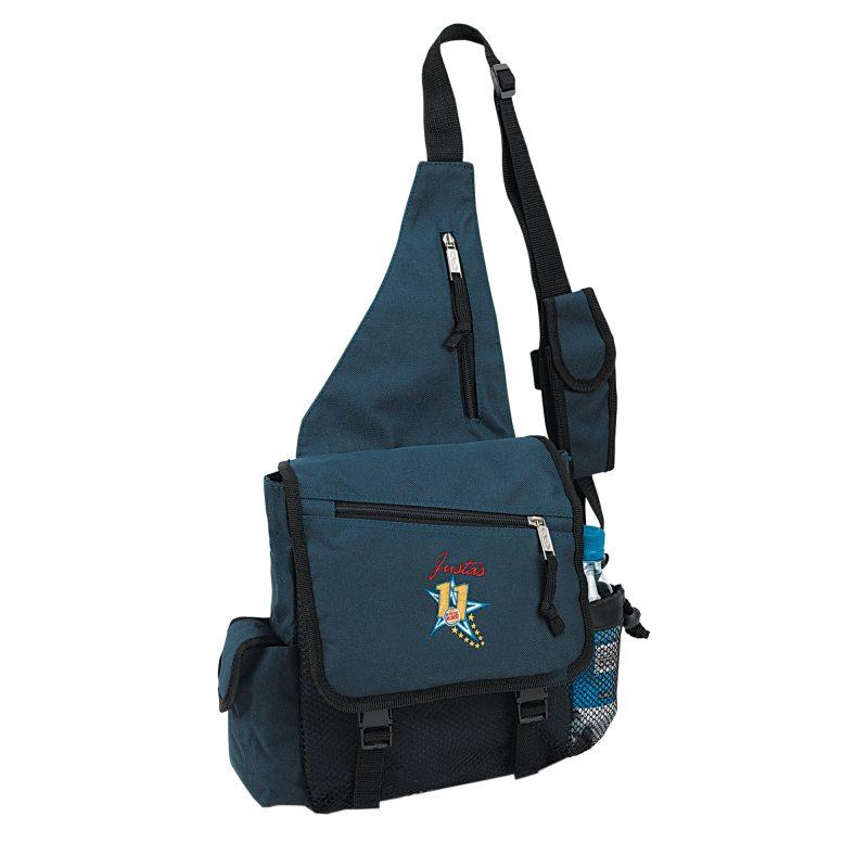 1407 Slingshot - Sling Bag - NAVY