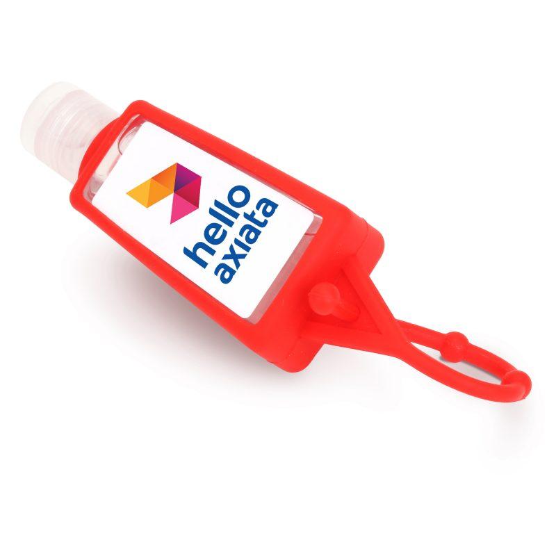 HR-70 Travel Size Hand Sanitizer FULL COLOR LABEL