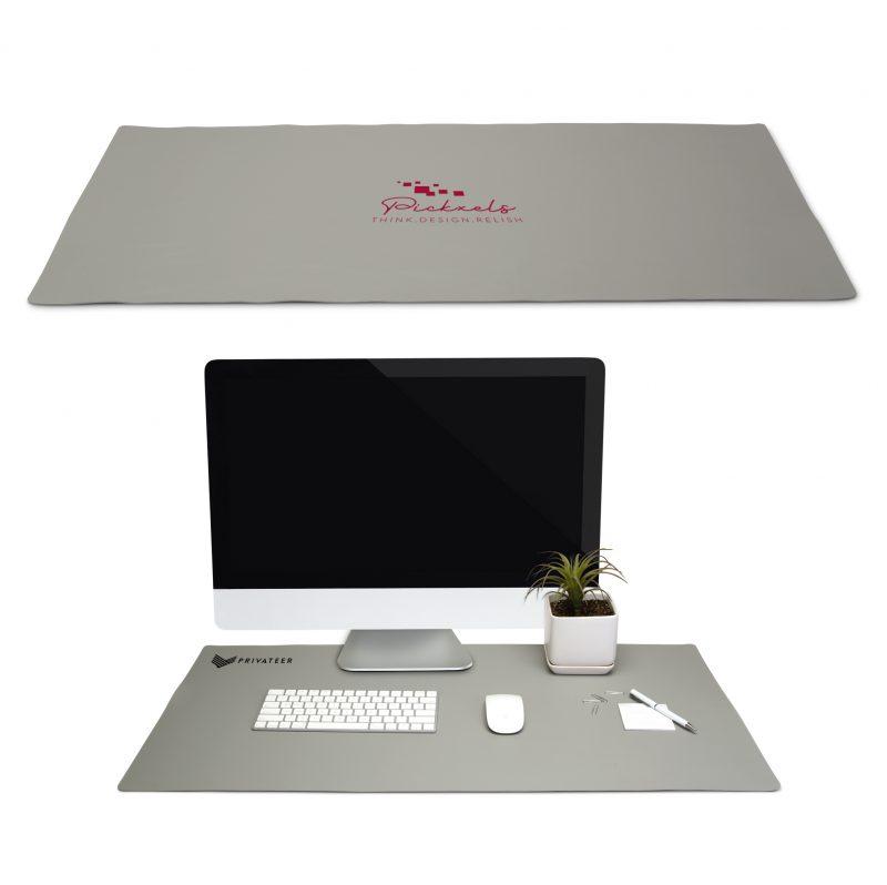 HF-11 Workstation Tabletop Mat - GREY
