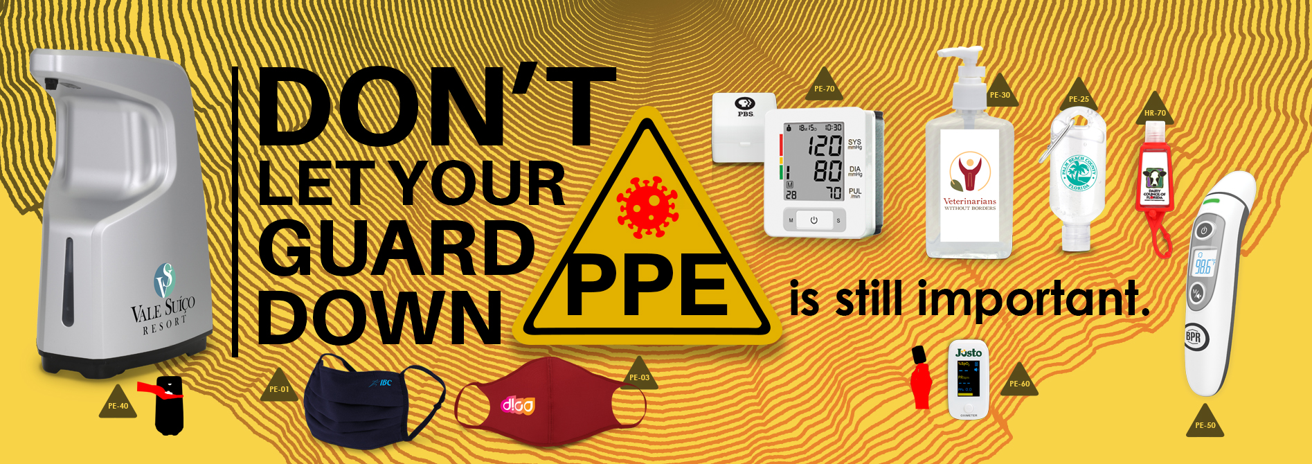 PPE New Products