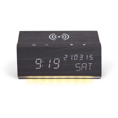 K-15T 6-IN-1 Alarm Clock Docking Station BLANK